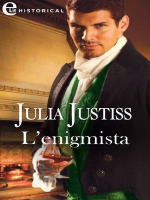cover image of L'enigmista