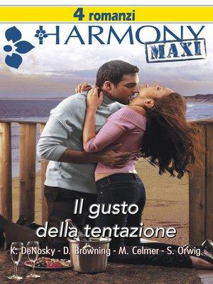 cover image of Il gusto della tentazione
