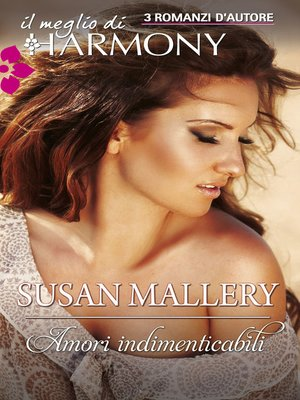 cover image of Amori indimenticabili