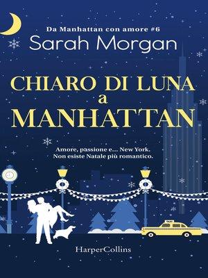 cover image of Chiaro di luna a Manhattan