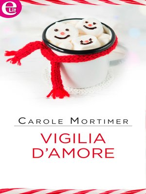 cover image of Vigilia d'amore