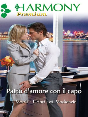 cover image of Patto d'amore con il capo