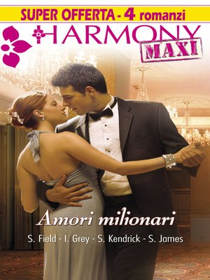 cover image of Amori milionari