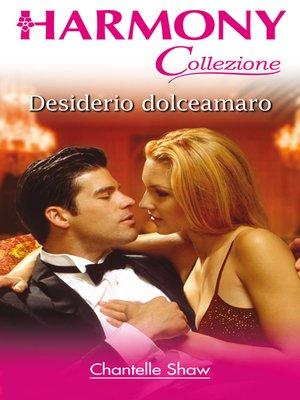 cover image of Desiderio dolceamaro