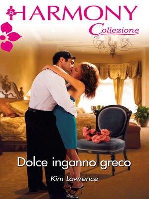 cover image of Dolce inganno greco