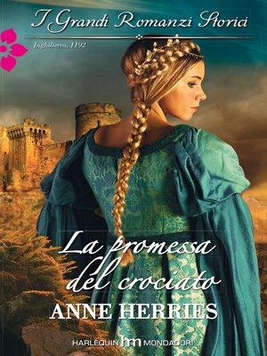 cover image of La promessa del crociato