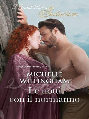 cover image of Le notti con il normanno
