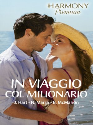 cover image of In viaggio col milionario