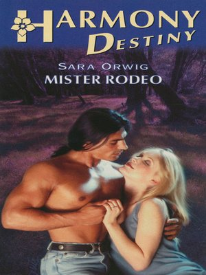 cover image of Mister rodeo