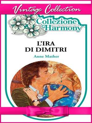 cover image of L'ira di Dimitri