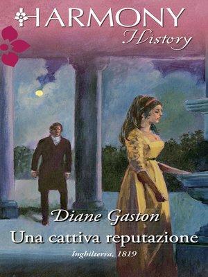 cover image of Una cattiva reputazione