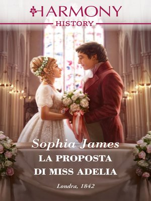 cover image of La proposta di Miss Adelia
