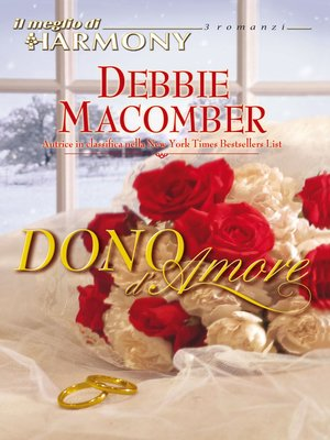 cover image of Dono d'amore