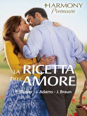 cover image of La ricetta dell'amore