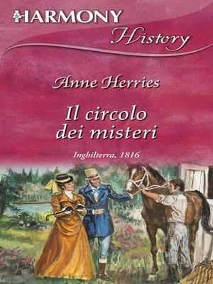 cover image of Il circolo dei misteri