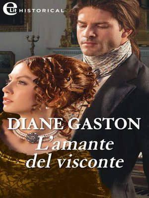 cover image of L'amante del visconte