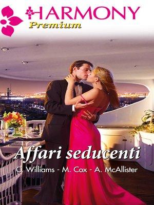 cover image of Affari seducenti