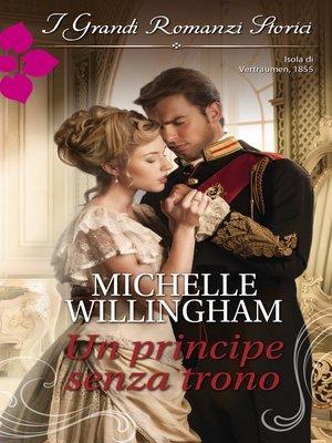 cover image of Un principe senza trono