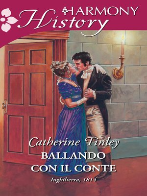 cover image of Ballando con il conte