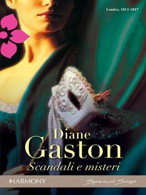 cover image of Scandali e misteri