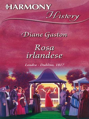 cover image of Rosa irlandese