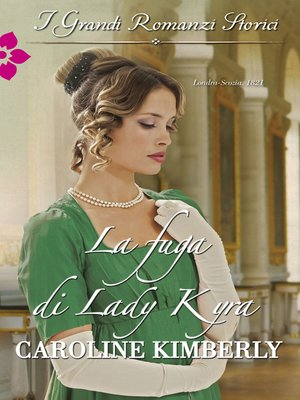 cover image of La fuga di Lady Kyra