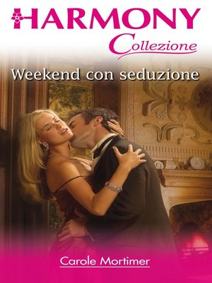 cover image of Weekend con seduzione