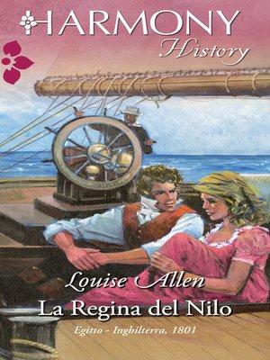 cover image of La regina del Nilo