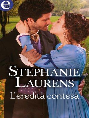 cover image of L'eredità contesa