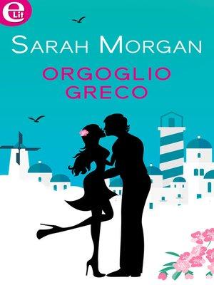 cover image of Orgoglio greco