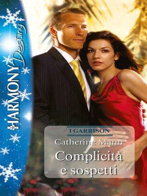 cover image of Complicità e sospetti