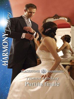 cover image of Partita finale