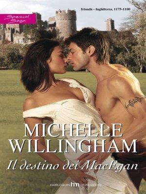 cover image of Il destino dei MacEgan