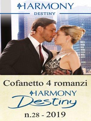 cover image of Cofanetto 4 Harmony Destiny n.28/2019