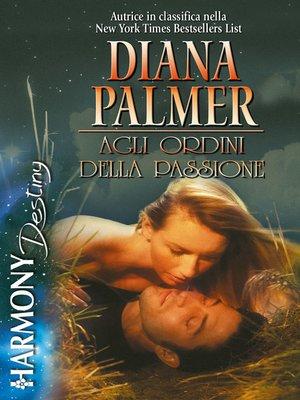 cover image of Agli ordini della passione