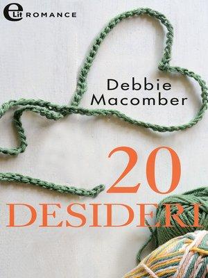 cover image of 20 desideri