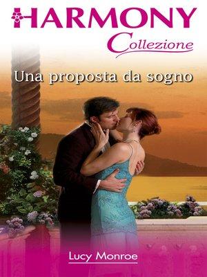 cover image of Una proposta da sogno