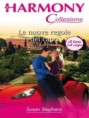 cover image of Le nuove regole del capo