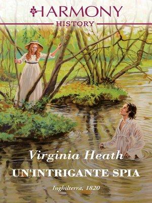 cover image of Un'intrigante spia