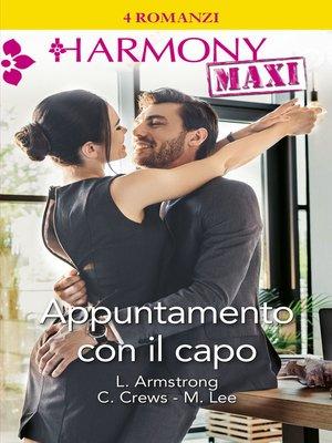 cover image of Appuntamento con il capo