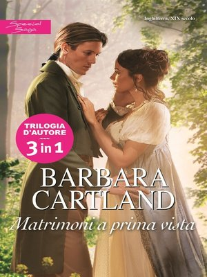 cover image of Matrimoni a prima vista