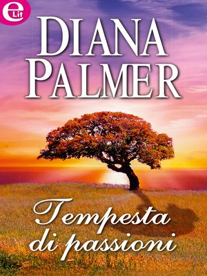 cover image of Tempesta di passioni