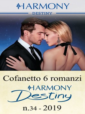 cover image of Cofanetto 6 romanzi Destiny n. 34/2019