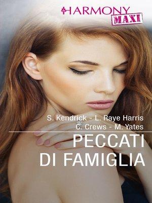 cover image of Peccati di famiglia