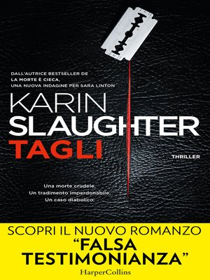 cover image of Tagli