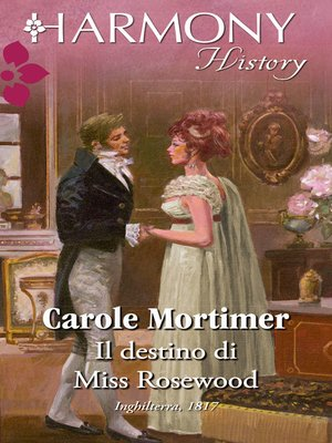 cover image of Il destino di miss rosewood