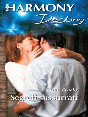 cover image of Segreti sussurrati