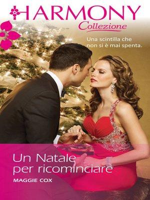 cover image of Un Natale per ricominciare