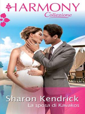 cover image of La sposa di Kavakos