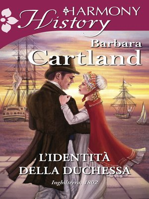 cover image of L'identità della duchessa